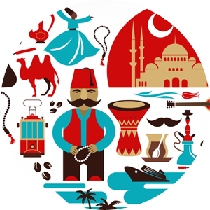 Turkish symbols